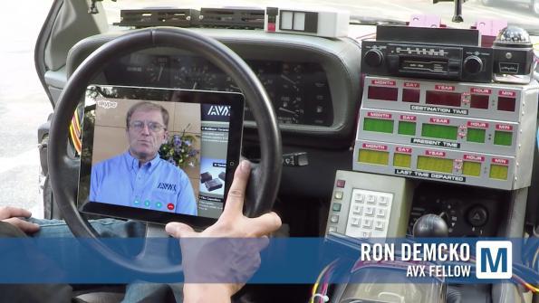 Video discussion explores autonomous driving, gesture recognition