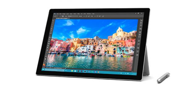 Design win; Microsoft adds security to Surface with Infineon OPTIGA
