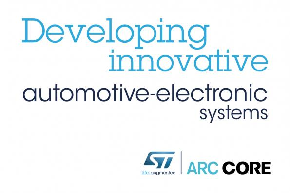 ST/ARCCORE in joint focus to cut costs in AUTOSAR development
