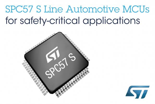 32-bit automotive MCUs blend safety assurance and cost/performance