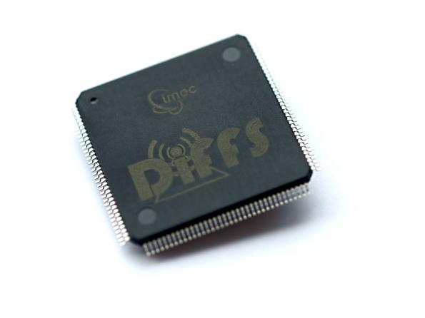 Imec unveils single-chip reconfigurable digital radio front-end