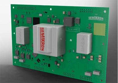 Achieving high currents on PCBs with fine-pitch SMD components