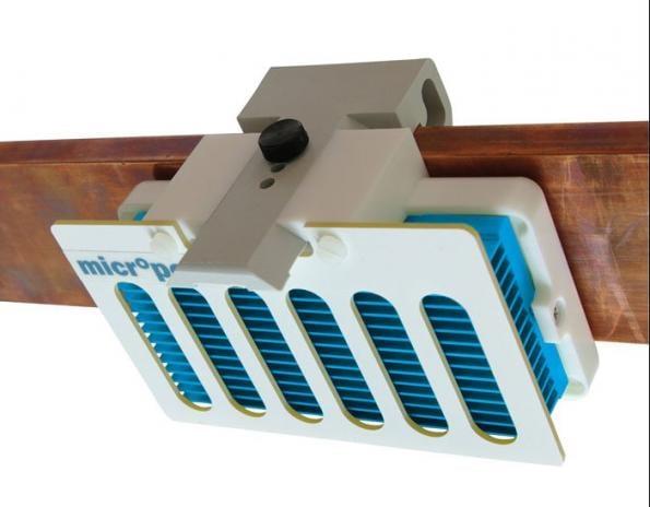 Battery Free Wireless Sensor System Monitors Busbars And