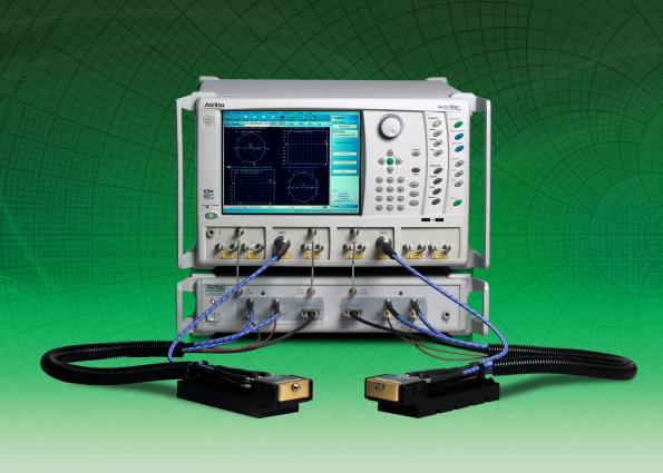 70 kHz to 110 GHz vector network analyzer eliminates mmWave modules