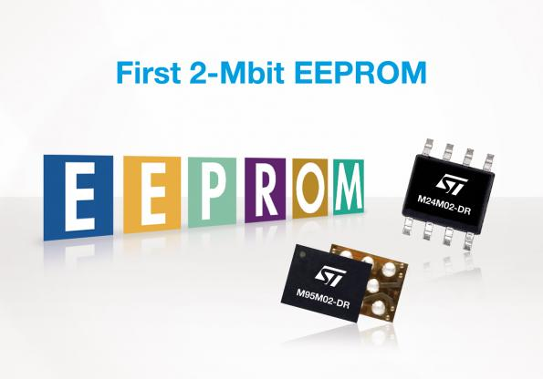 2Mbit serial EEPROM for write-intensive applications