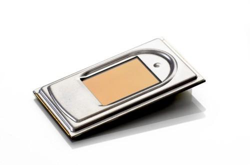 Fingerprint swipe sensor targets for mobile applications