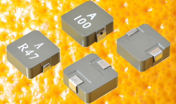 Ultra-high current SMT power inductor in a 11 8x10 5x4 2mm