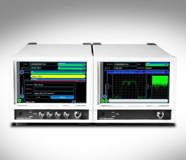 Aeroflex launches S-series digital signal generators and vector signal analysers