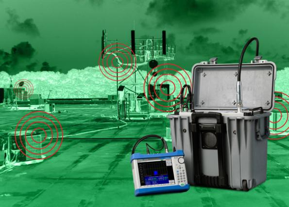 900 MHz Band PIM Analyser Covers UMTS Band VIII And LTE Band 8