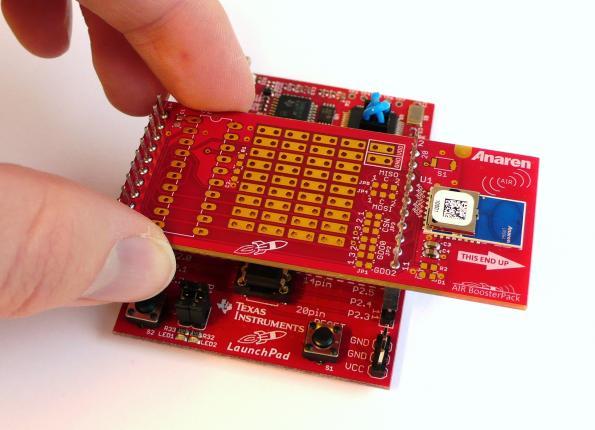 sub 1ghz wireless connection kit for ti launchpad development kitRf Development Kit For Msp430 #12