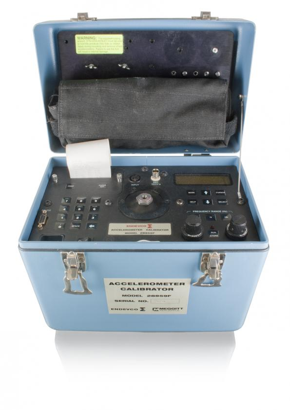 Portable Accelerometer Shaker And Calibration System