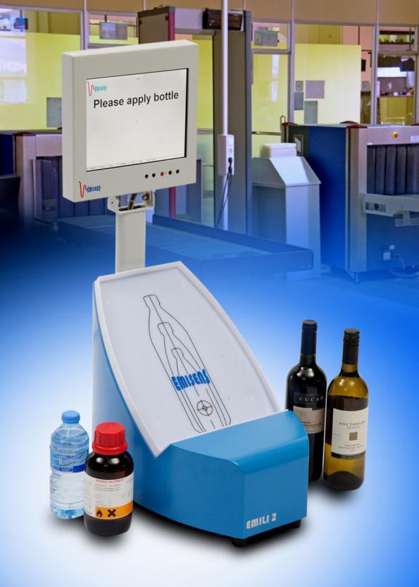 Microwave liquid scanner passes ECAC standard 2 for airport