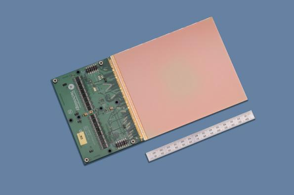 Wafer-scale CMOS imaging enters X-ray applications