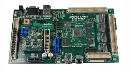 Reference board for optimising power of i.MX6 dual and quad processors