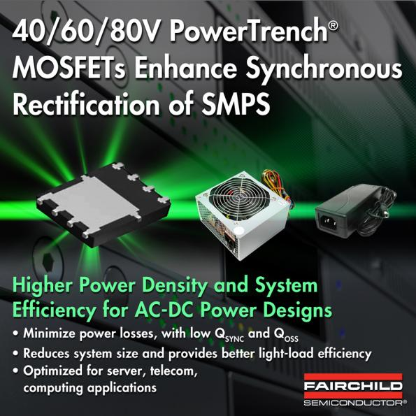 Mid-voltage MOSFETs provide improved reliability in