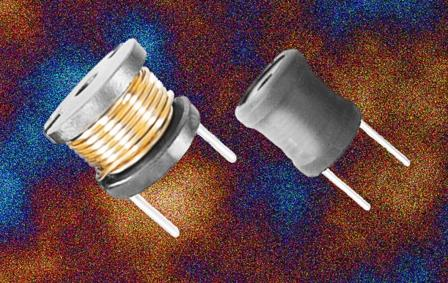 High current filter chokes with inductance range from