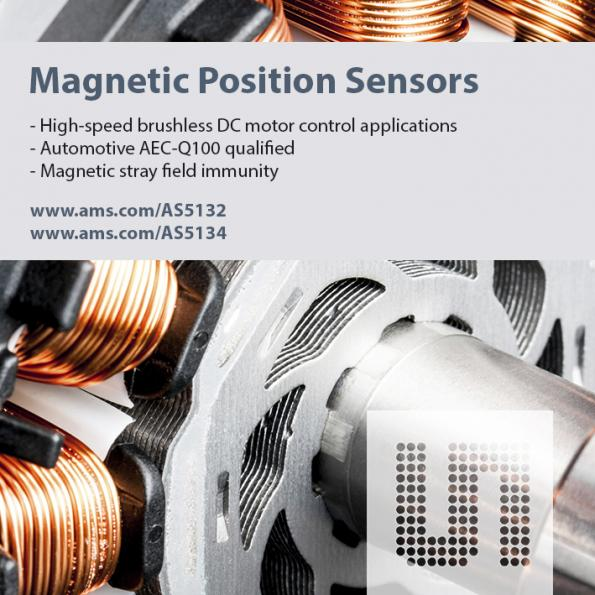 Accurate position sensor helps BLDC motor in transmission control
