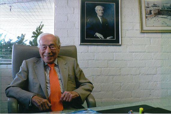 International Rectifier's founder Eric Lidow dies at 100