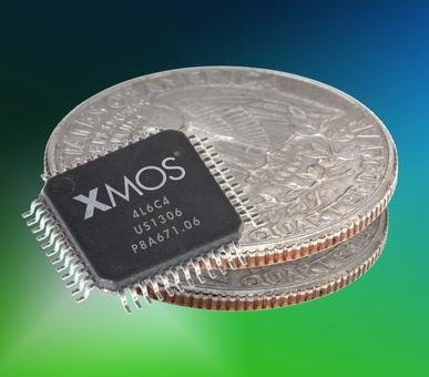 XMOS takes four core microcontroller below $3