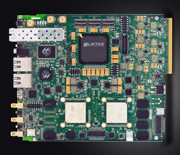 FPGA control-plane designs for next-generation wireless