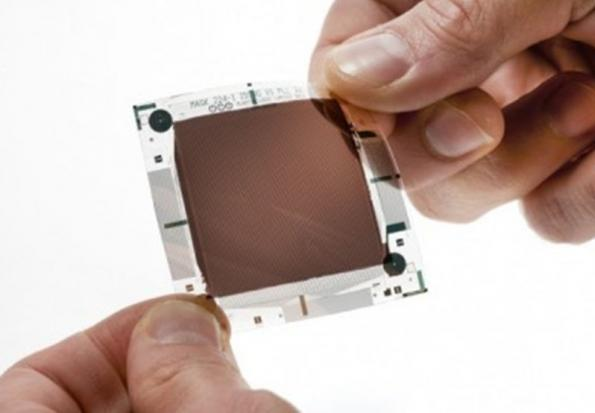 ISORG to demonstrate working thin-film plastic image sensor