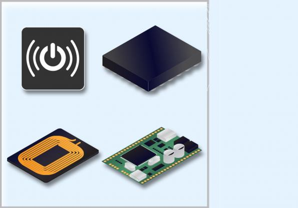 Wireless charging technology site set up by distributor Mouser