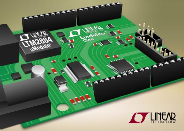 Accelerated firmware development for Linear Technology ICs