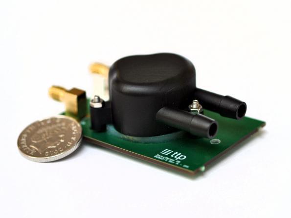 Ultrasonics slash cost of gas sensors