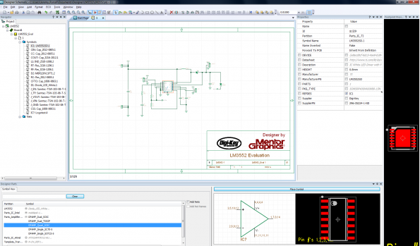 Mentor Graphics and Digi-Key bring low-cost EDA tool for PCB design