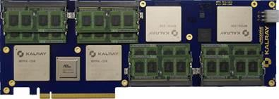 Kalray launches 1TFLOP PCI Express supercomputer