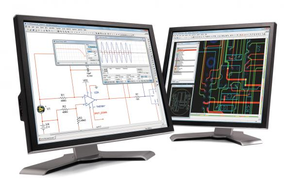 Free Software Tool Provides Circuit Simulation And Pcb Layout