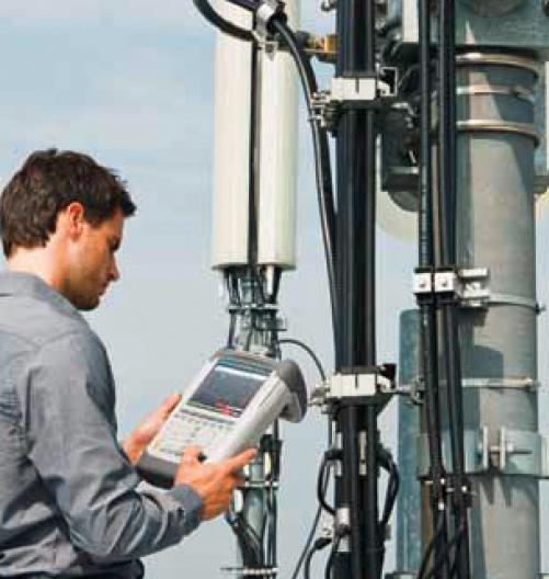 Fundamentals of cable/antenna test tools for base station deployment, upkeep and improvement