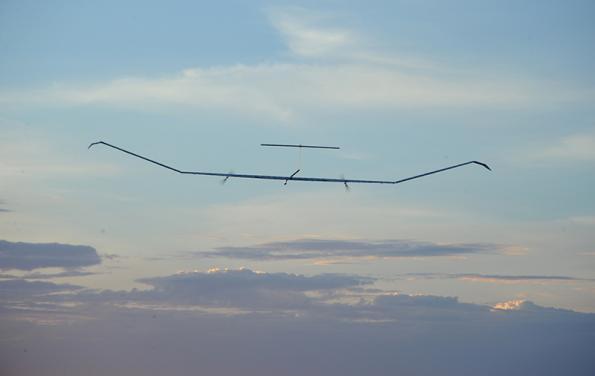 Li-S battery deal powers High Altitude Pseudo-Satellite aircraft