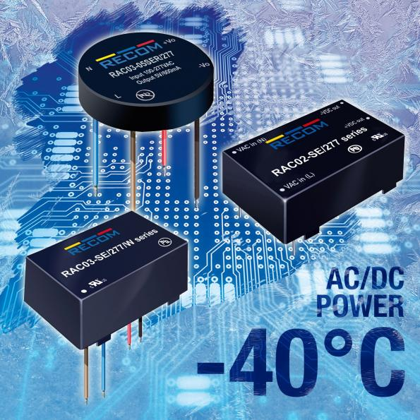 Low-power modules stay reliable at freezing temperatures