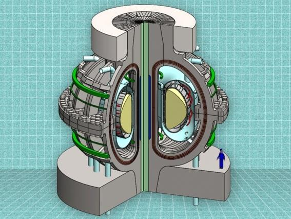 Practical compact fusion reactor proposed by MIT