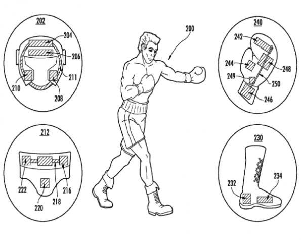 smart boxing gloves measure  u0026 39 punch power u0026 39  on tv
