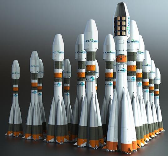 Satellite Internet space race heats up