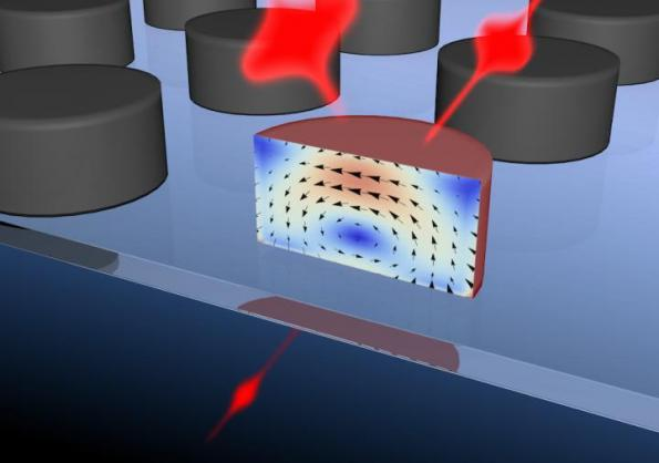 Nanoscale photonics switch could enable 10-100 Terabit/s data transfer