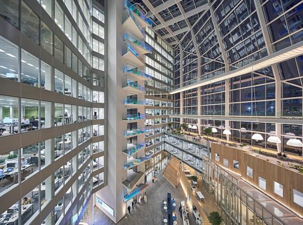 Philips, Cisco partner on Internet-connected office lighting
