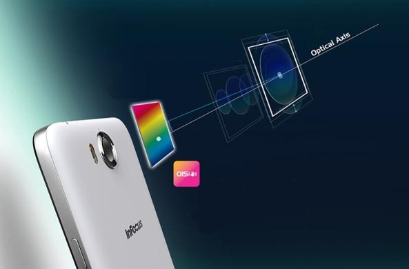 Shape memory alloy optical image stabiiser debuts in smartphone