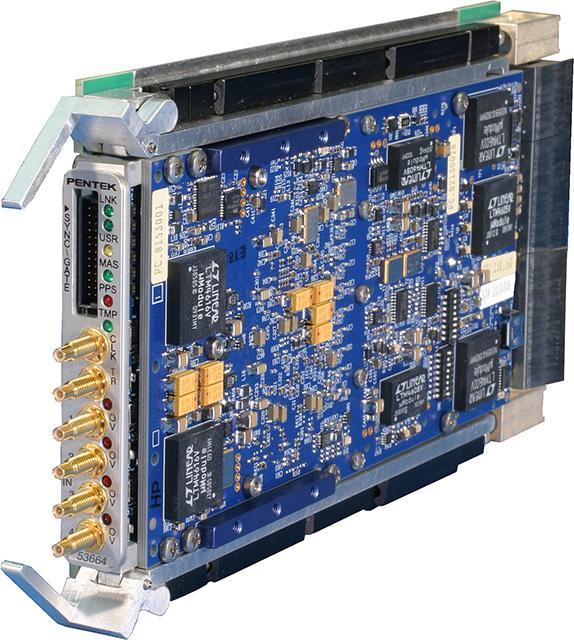 FPGA boards boast VITA 49 protocol engine for SDR