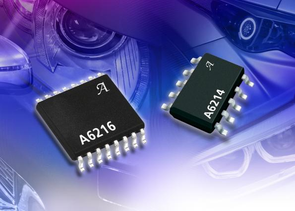 Automotive LED driver has PWM dimming capability