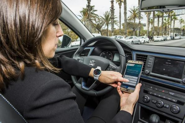 SEAT, Samsung, SAP join forces to develop next-gen connected car