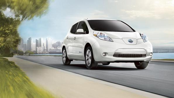 Security flaw disclosed: Nissan shuts down Leaf connectivity function