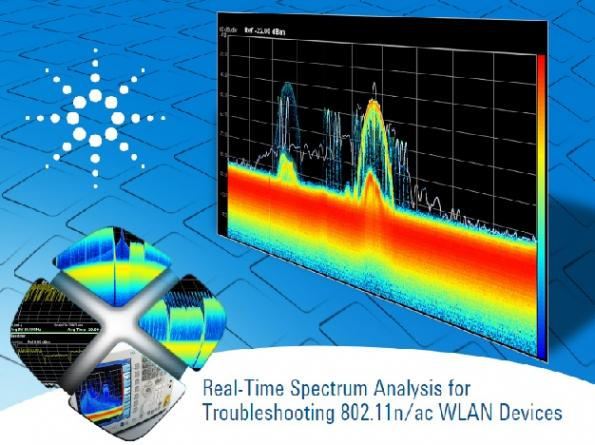 Real-Time Spectrum Analysis for Troubleshooting 802.11n/ac WLAN Devices