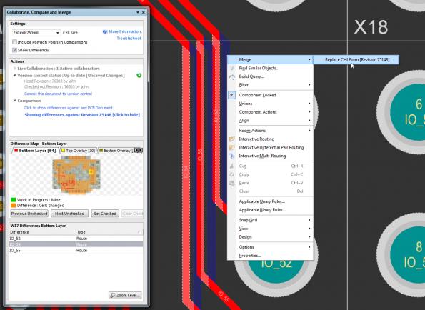Version control in EDA for optimum hardware design