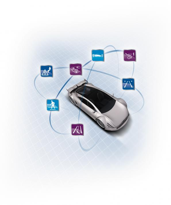 MOST150 enables New Features in the Infotainment System