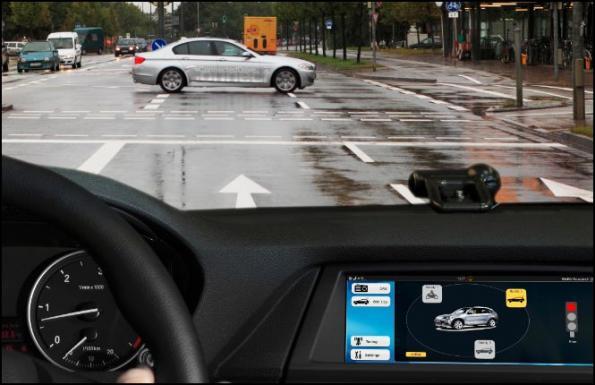 One radio, multiple standards: BMW, Eurecom implement SDR car solution