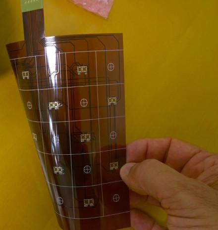 Flex Grenoble crocus senses flex in flexible displays | eete analog