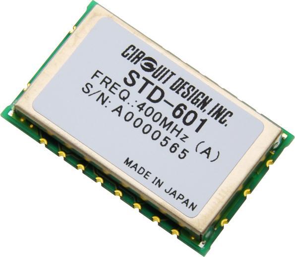 Emetteur/récepteur multibandes compact